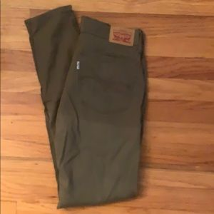 Levi's Super Skinny Pants